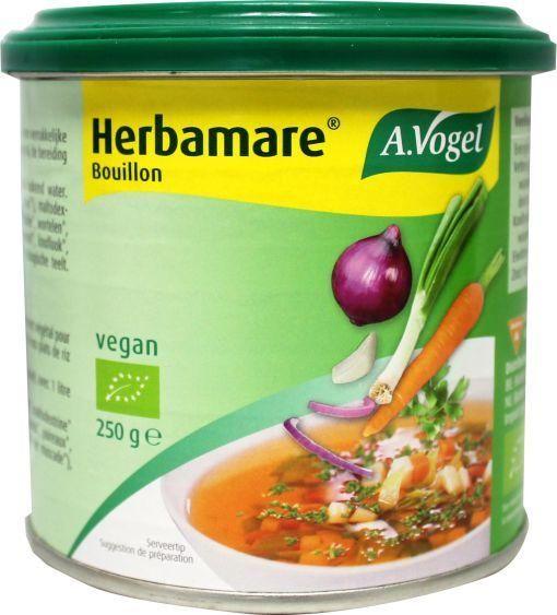 A. Vogel Herbamare bouillonbasis eko Inhoud:250 gram