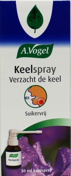 A. Vogel Keelspray Inhoud:30 ml