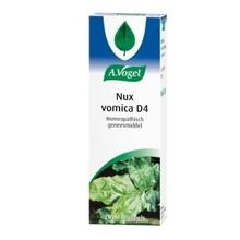 A. Vogel Nux vomica D4 Inhoud:20 ml