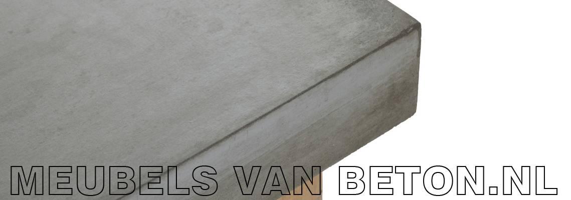 Tafelblad van Beton