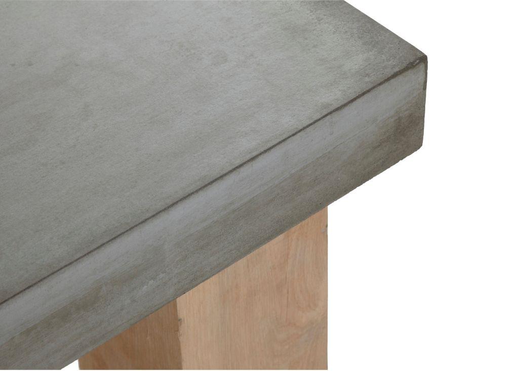Betonblad Basic 240x100cm dikte 8cm