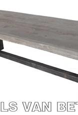 Stalen onderstel Fedde 220 x 100cm
