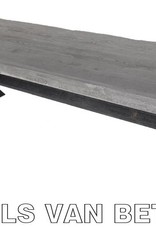 Stalen onderstel Cristel 220 x 100cm