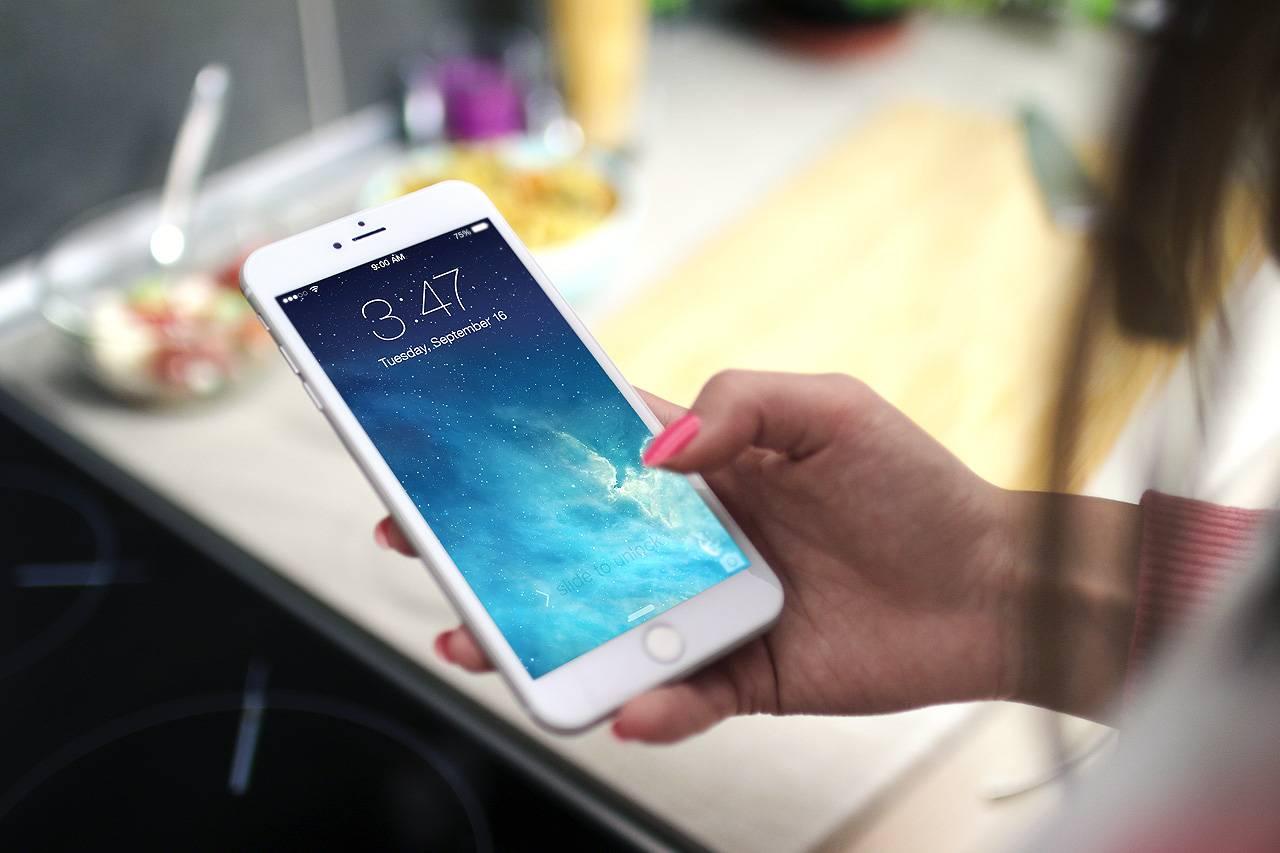 Een iPhone gaat jaren mee