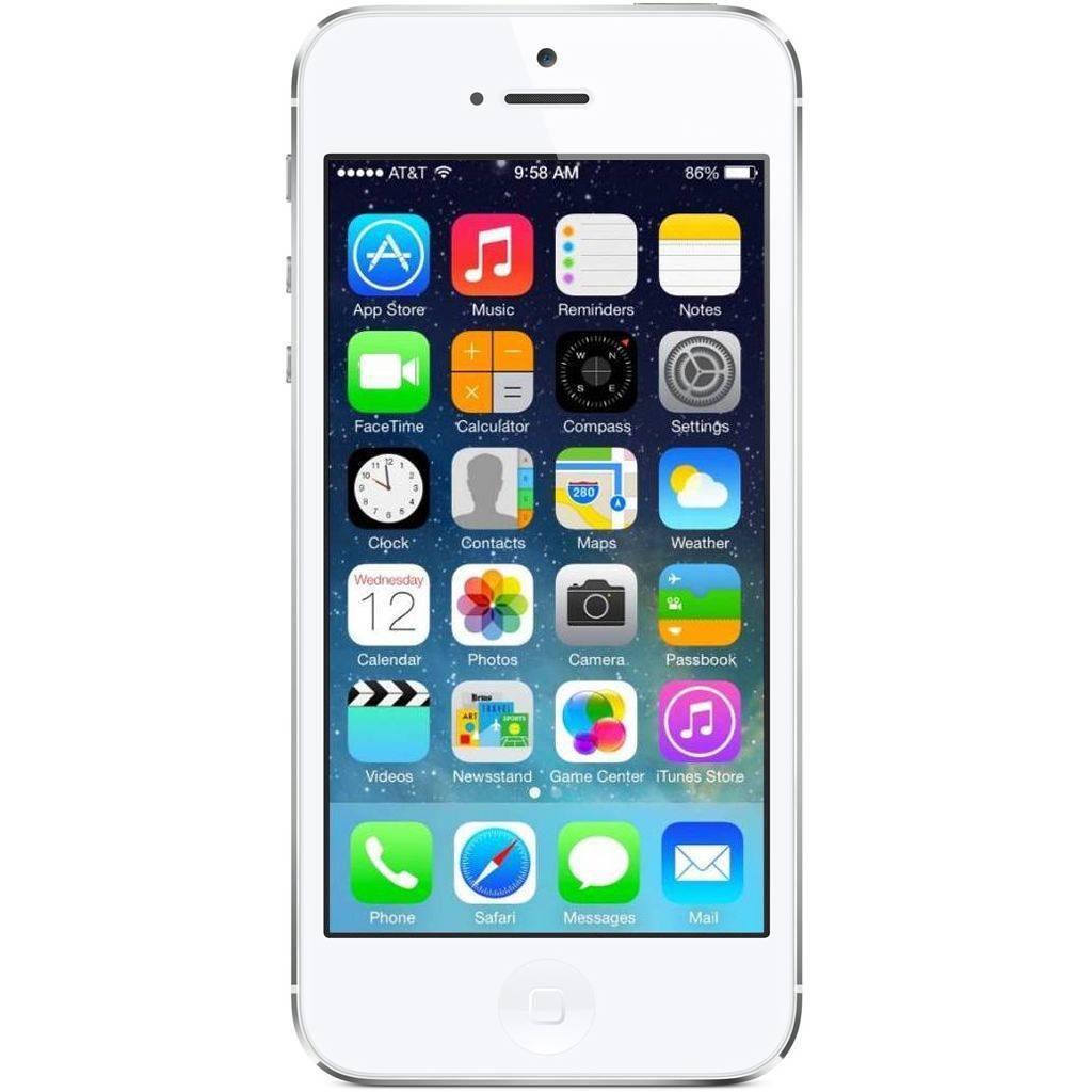 Afbeelding van iPhone 5S 64GB Zilver
