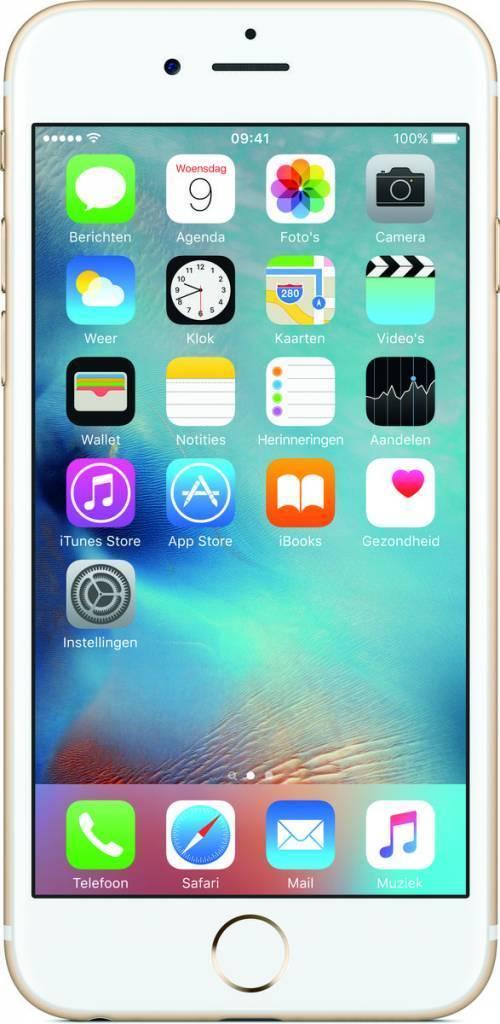 Afbeelding van iPhone 6S 128GB Goud