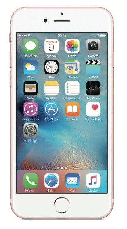 iPhone 6S Plus 16GB Roségoud