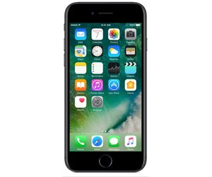 Apple iPhone 7 256GB Zwart