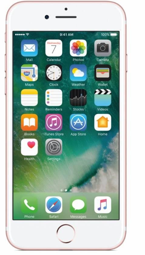iPhone 7 256GB Roségoud