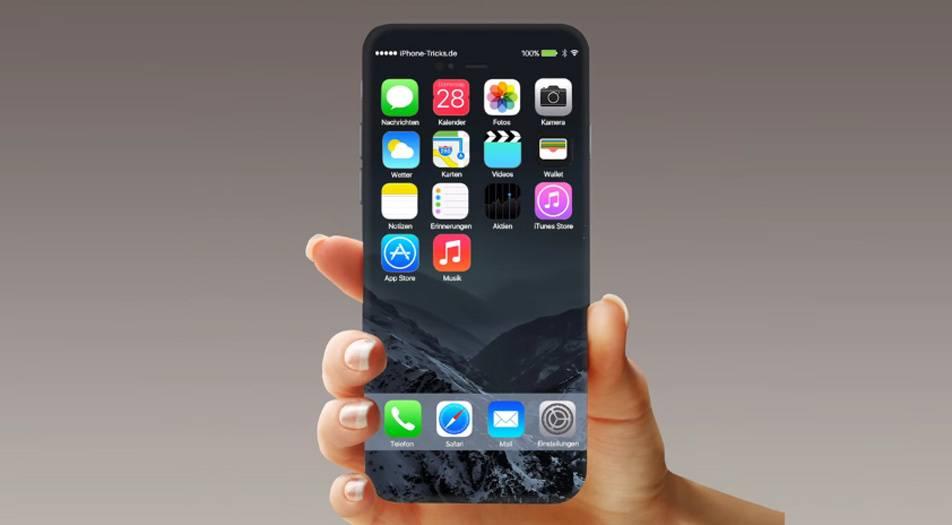 Komen er in 2017 drie nieuwe iPhones op de markt?