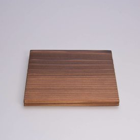 Teetasse Untersetzer Zedernholz