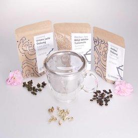 Starterset Teezubereitung