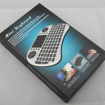 Type i8 Mini Keyboard - Zwart
