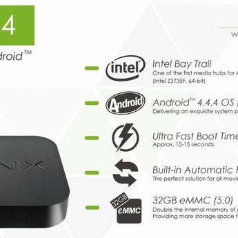 Minix Neo Z64 Android TV Box