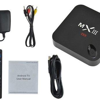 MX III - 2GB android media speler