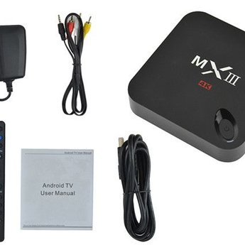MXIII 2GB Android TV Box