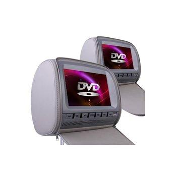 Xtrons HD905 car dvd player set