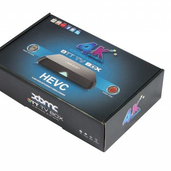M8S+ Android TV Box met Android Lollipop