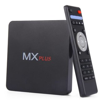 MX Plus Android tv box