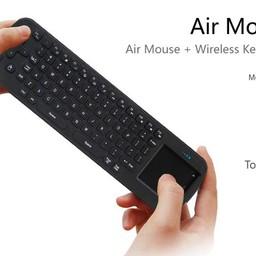Measy RC12 mini keyboard