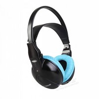 Headphones for car dvd players