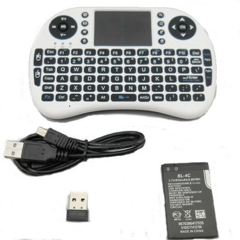 Type i8 Mini Keyboard - Wit