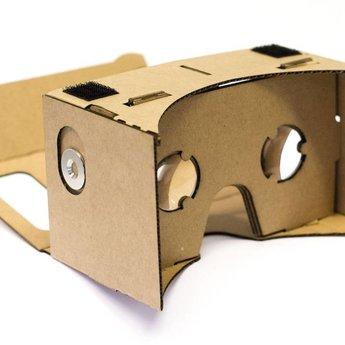 Cardboard Virtual Reality Glasses