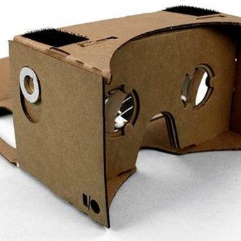 Cardboard Virtual Reality Bril