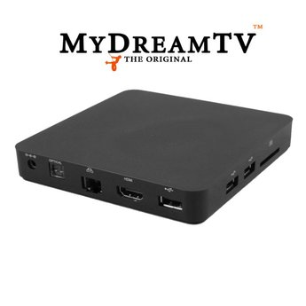MyDreamTV. One Place. All Media