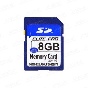 Navigatie Europa - 8GB Micro SD kaart