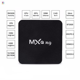 MXQ R9 4K Android TV Box