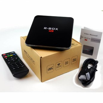 R-Box Pro Android Marshmallow TV Box