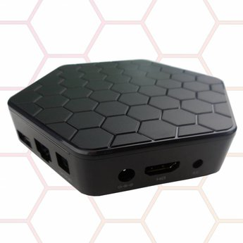 T95Z Plus Android TV Box met Marshmallow en S912 chip
