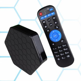 T95Z Plus Android TV Box with Marshmallow and S912 chip