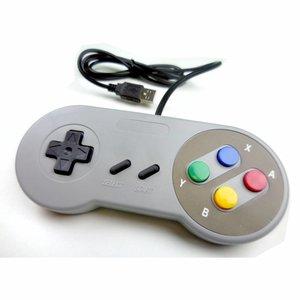 Retro USB Controller type SNES