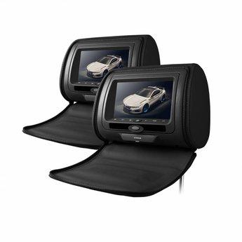 Xtrons HD705 car dvd player set