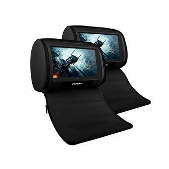 Xtrons HD908T universele auto dvd speler set