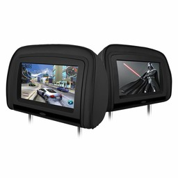 Xtrons HD909 headrest car dvd player