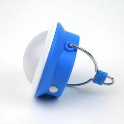 LED Camping Lamp met accu 310 Lumen - Blauw