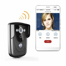 Wifi Doorbell with Camera Pro Anthracite