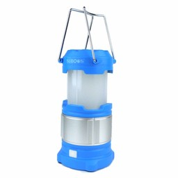 Extendable LED Camping Lantern 185 Lumen - Blue
