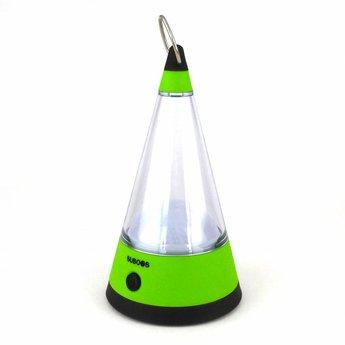 LED Children Camping Lantern 58 Lumen Green