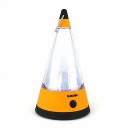 LED Children Camping Lantern 58 Lumen Orange