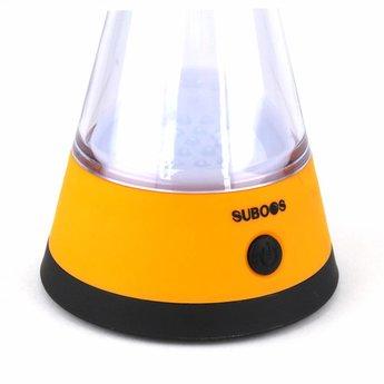 LED Kinder Kampeerlamp 58 lumen - Oranje