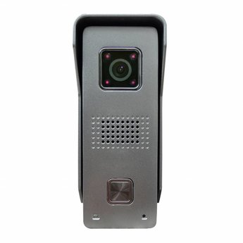Wifi Doorbell with Camera incl. Loose Gong - Smart Home