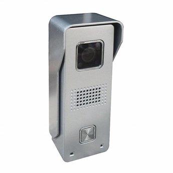 Wifi Deurbel met Camera incl. losse gong - Slim&Veilig
