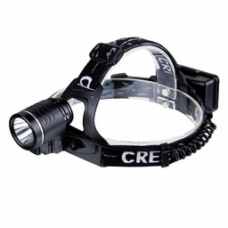 Aluminum LED  Headlamp Ultra - 370 lumen - Black