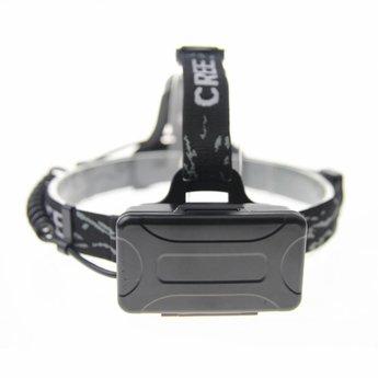 Aluminum LED Headlamp Ultra - 370lm - Black