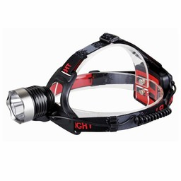 Aluminum LED Headlamp 220 lumen - Black