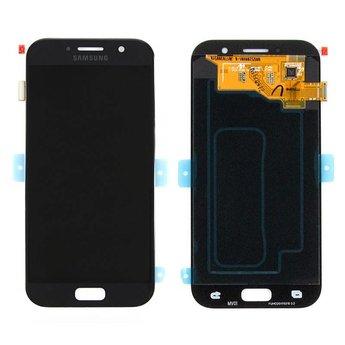 Samsung Galaxy A5 (2017) SM-A520F Lcd Display Zwart GH97-19733A Service Pack